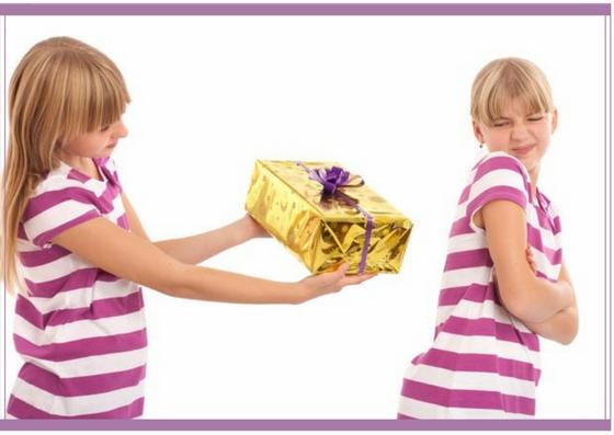 """""""Cu 50 bani nu imi iau o paine!"""" si cutia cu daruri"""