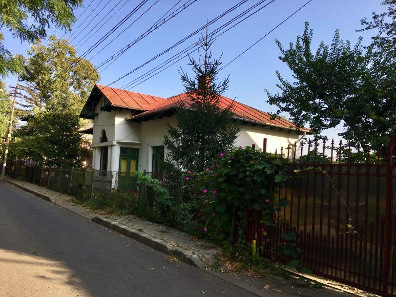 Casa Copou - poveste