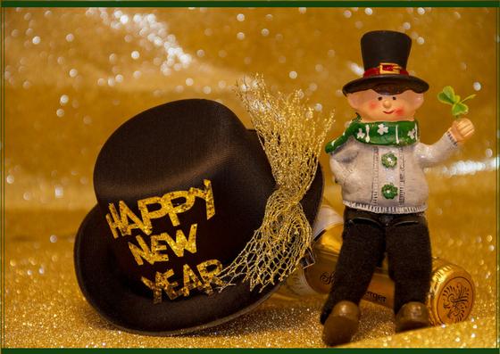 Iti doresc ca 2018 sa fie mai bun decat toti anii de pana acum! La multi ani minunati! :)