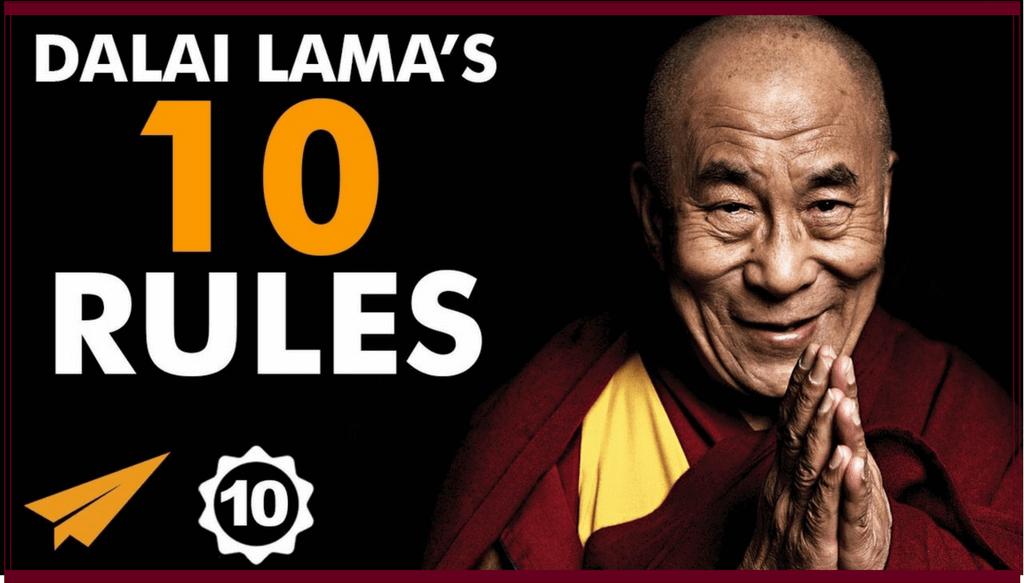 """[Top 10] Dalai Lama: """"Fericirea nu e ceva gata facut. Fericirea vine din propriile noastre actiuni."""""""