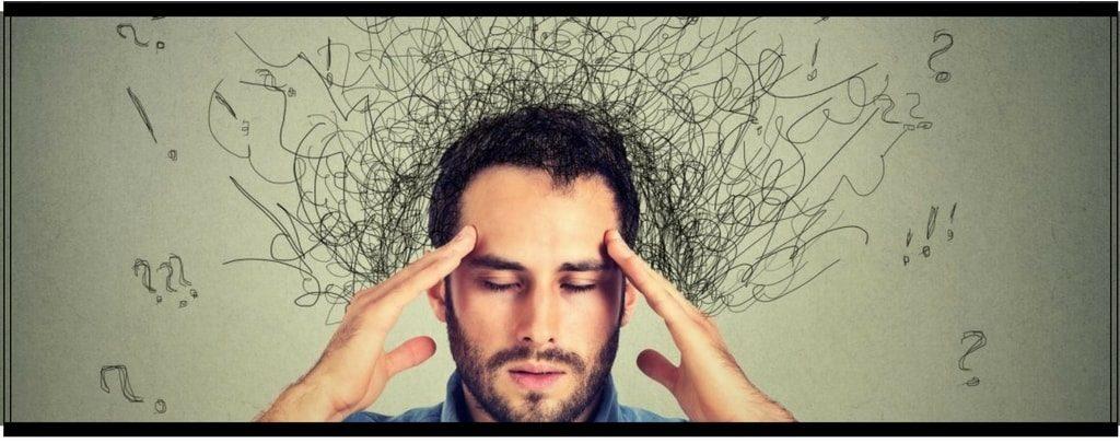 anxietate stres confuzie agitatie ganduri negative frici