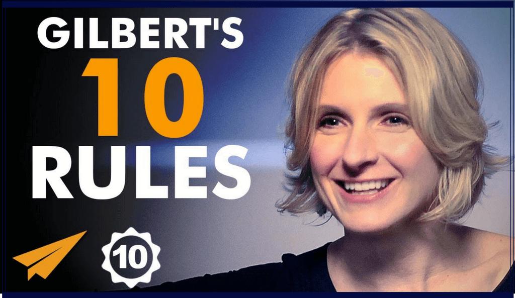 """[Top 10] Elisabeth Gilbert: """"Viata in care deciziile tale sunt mai mult bazate pe curiozitatea ta decat pe frica e o viata creativa."""""""