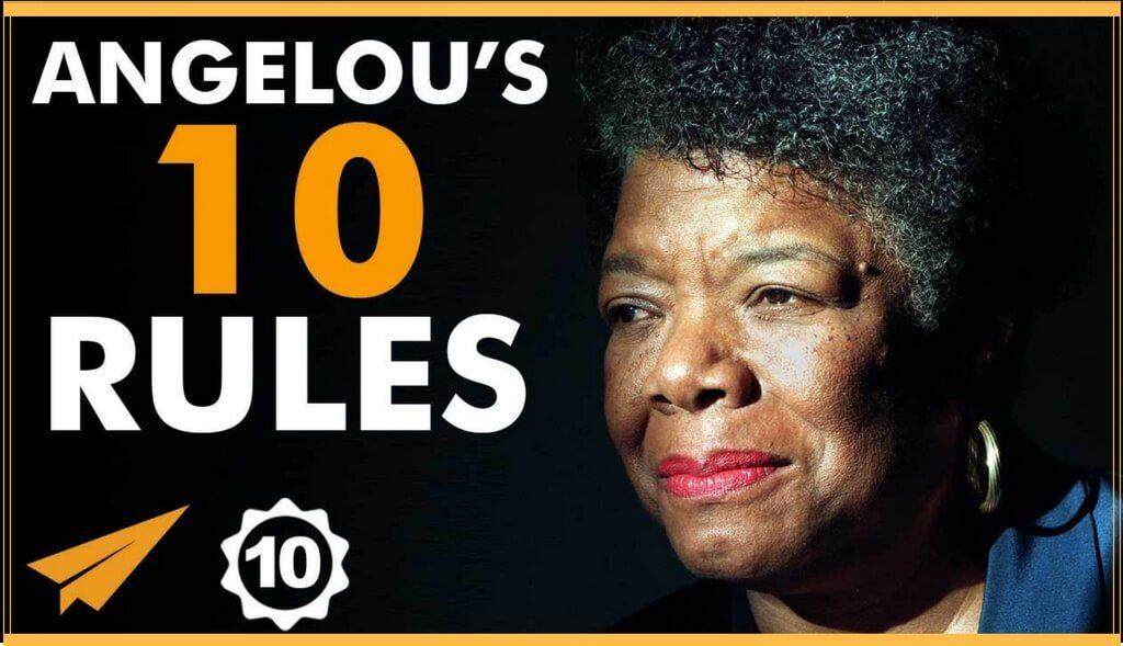 """[Top 10] Maya Angelou: """"Curajul e cea mai importanta dintre toate virtutile, pentru ca fara curaj, nu poti practica nici o alta virtute consecvent."""""""