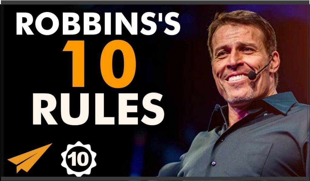 """[Top 10] Tony Robbins: """"Acum cati ani ai definit cine esti, ce poti si ce nu poti face cu viata ta?"""""""