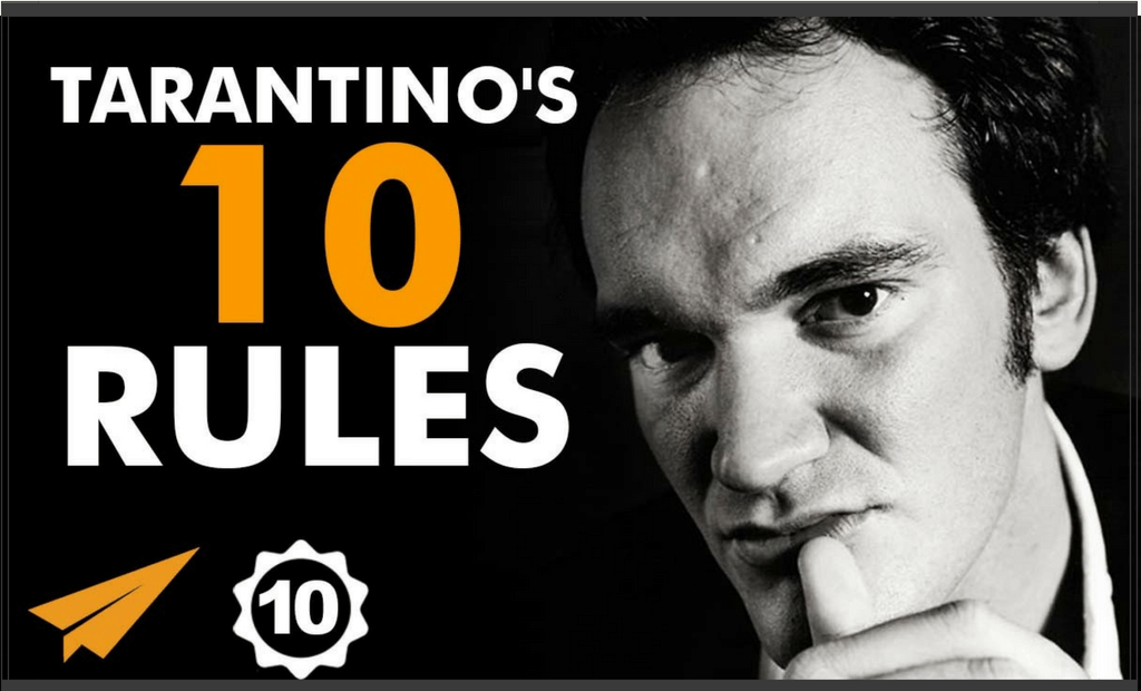 """[Top 10] Quentin Tarantino: """"Sa fiu cea mai slaba veriga din lantul meu ma va face sa fiu mai puternic [..]."""""""