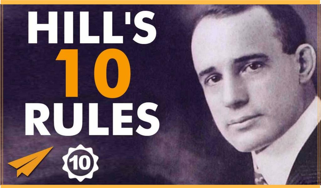 """[Top 10] Napoleon Hill: """"Personalitatea ta este vitrina in care iti expui caracterul in fata lumii."""""""