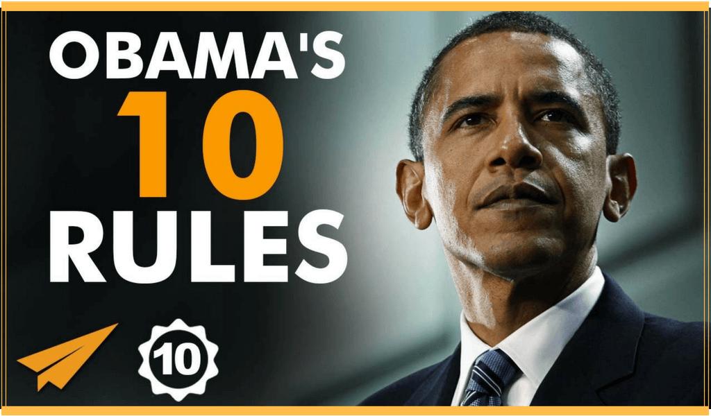 """[Top 10] Barack Obama: """"Nu exista scuza ca sa nu incerci. Unde esti acum nu trebuie sa determine unde vei ajunge."""""""