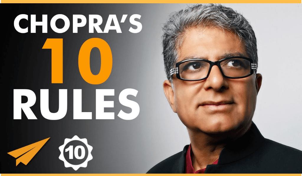 """[Top 10] Deepak Chopra: """"Convingerile noastre ne creeaza si slefuiesc realitatea"""""""