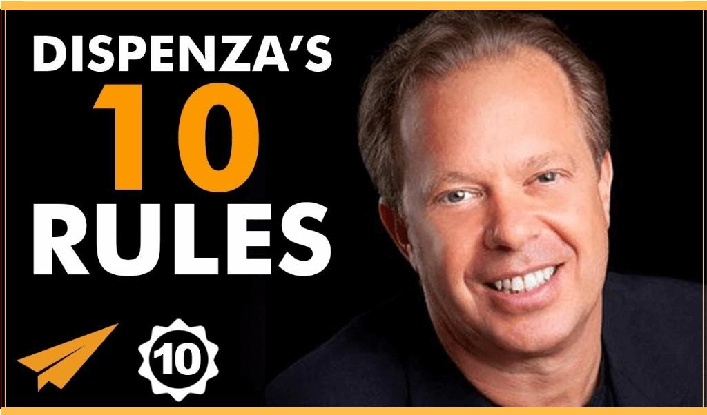 """[Top 10] Dr. Joe Dispenza: """"Cel mai bun mod sa iti prezici viitorul e sa il creezi."""" (I)"""